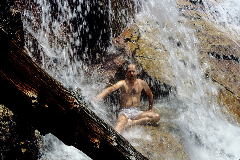 Cooling off, Sierra-Nevada's - July 1989
