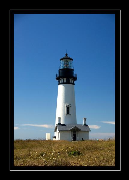 Yaquina Lighthouse, Oregon Coast