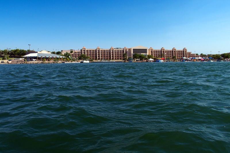 BlueWater Resort and Casino, Parker Arizona