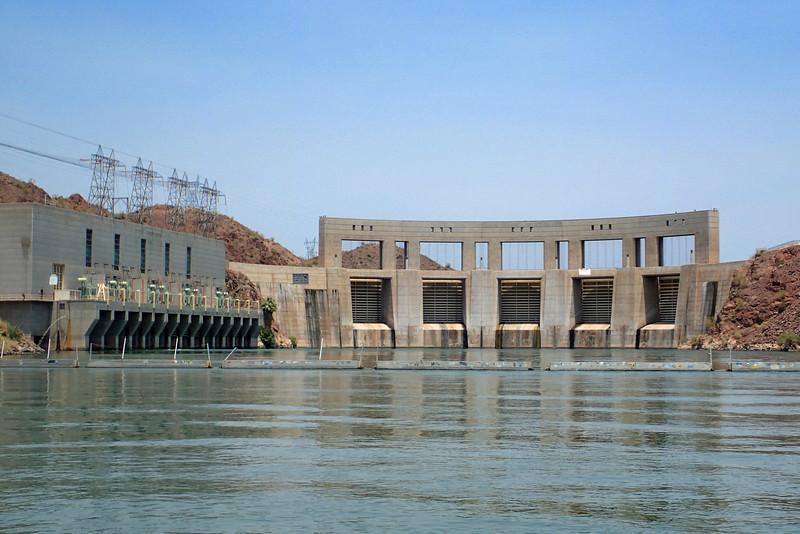 Parker Dam / Colorado River