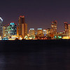 San Diego from Harbor Island