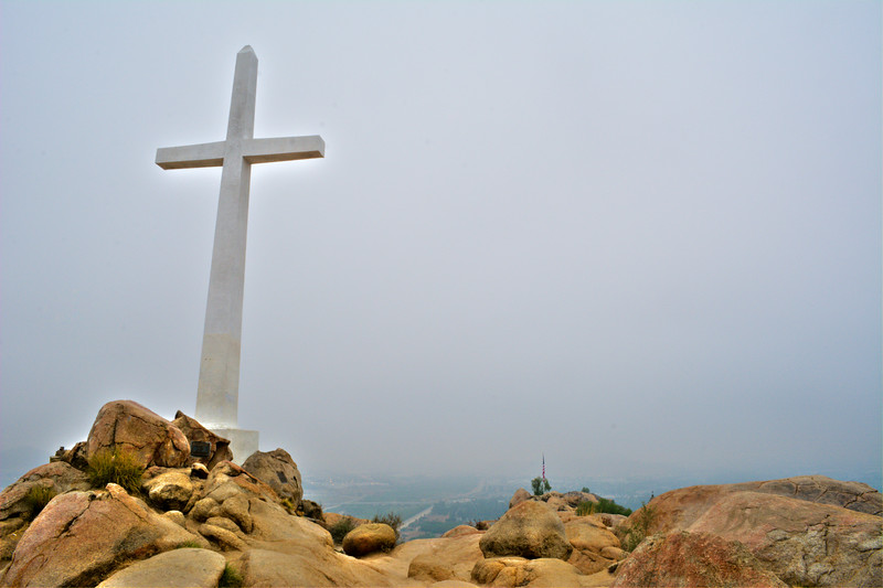 Mount Rubidoux, Riverside, California