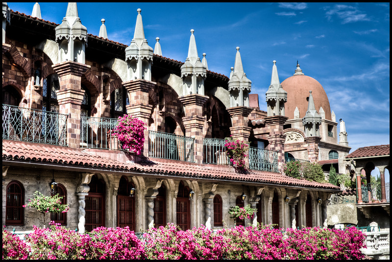 Mission Inn, Riverside, California