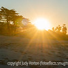 Carpinteria Beach at Sunset