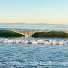 Wave Breaking on Carpinteria Beach