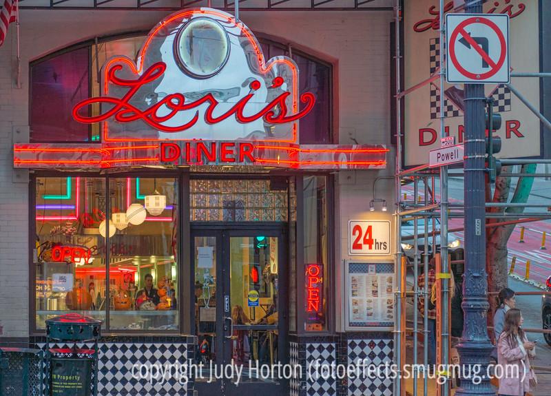 Diner in San Francisco