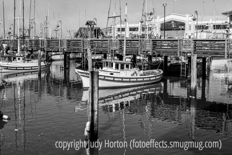 Fishermen's Wharf, San Francisco