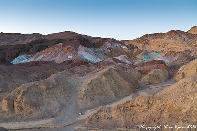 Artists Palette, Death Valley National Park - California