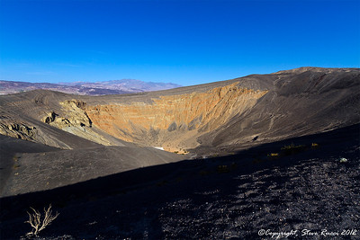 Ubehebe Crater, Death Valley National Park - California.