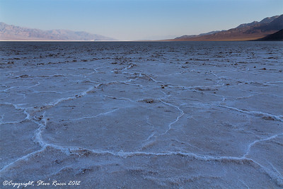 Badwater Basin - Death Valley National Park, California