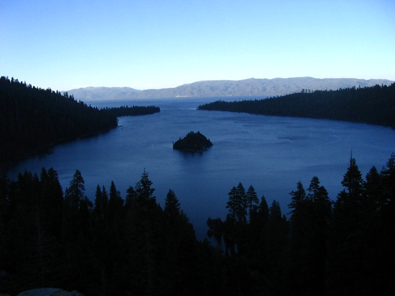 South Lake Tahoe after 400 + miles