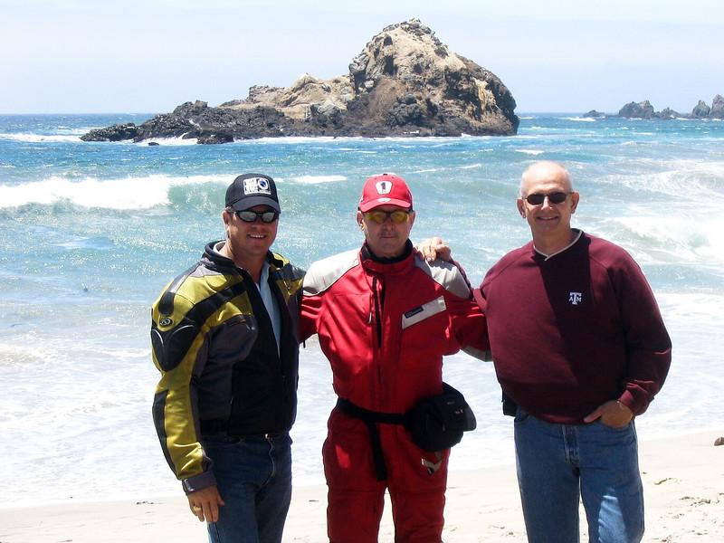 Saturday - Pfeiffer beach Big Sur