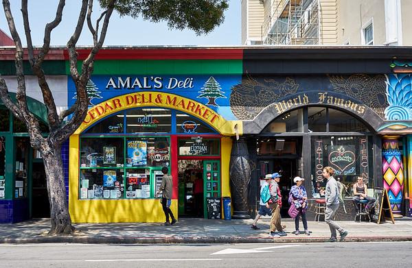 Amar's Deli & Mom's