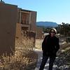 Carol at Encantado Resort in Santa Fe, NM