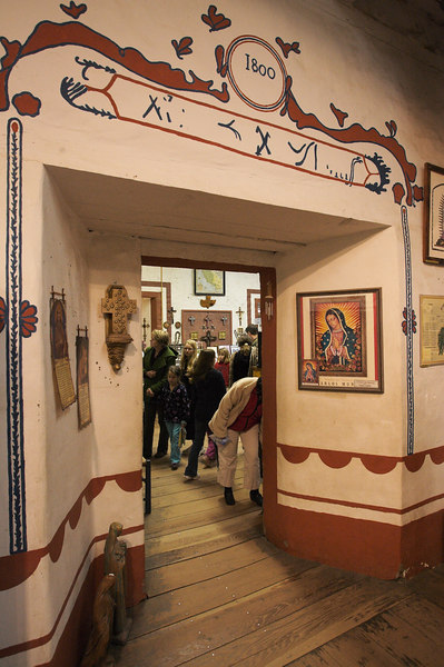 San Juan Baptista Mission