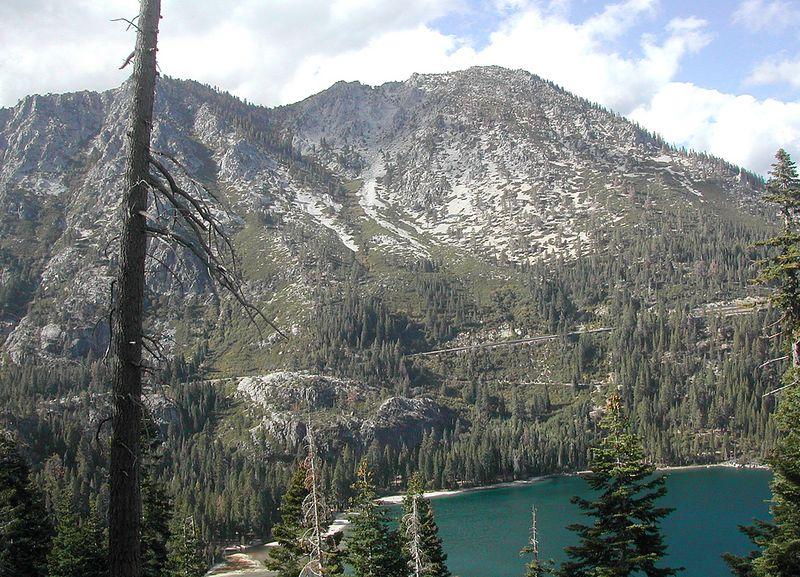 Mountain, Lake Tahoe