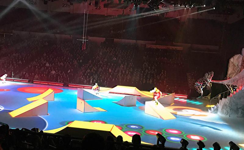 "Cirque du Soleil's""Crystal"""