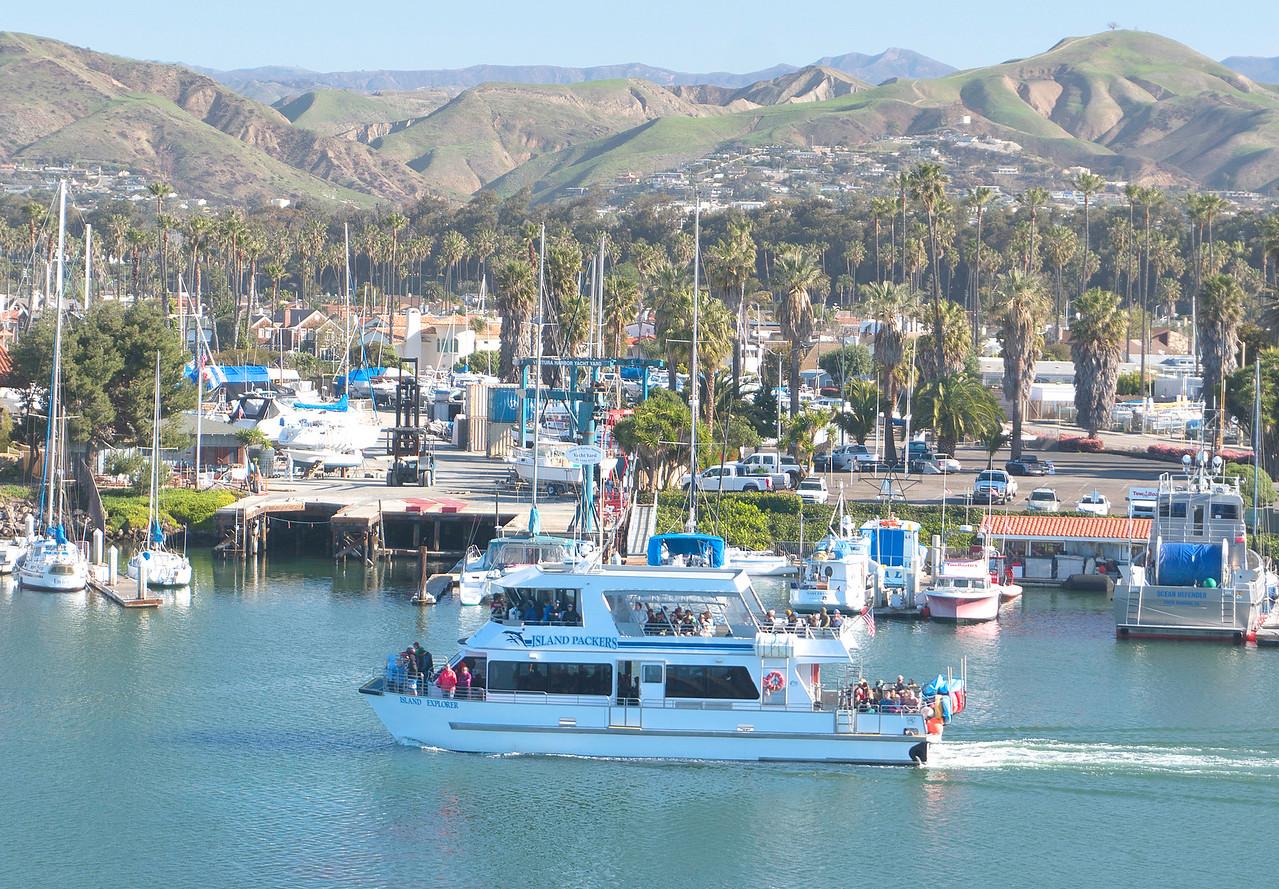 Ventura Harbor