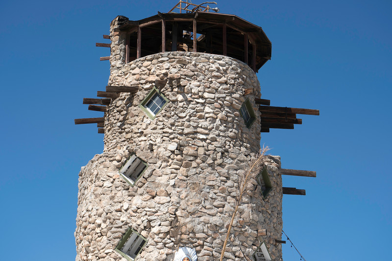 Desert View Tower at Jacumba