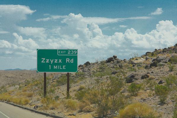 California y Nevada 2011