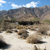 Visitor's Center is Underground - This is Entrance at Anza-Borrego Desert State Park   2-14-07