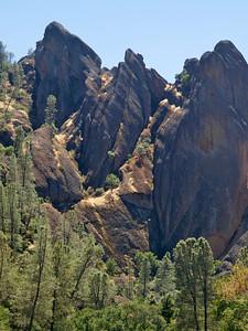 Balconies Trail Pinnacles NM Copyright 2010 Neil Stahl