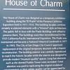 House of Charm - Balboa Park, San Diego