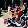 Street Musicians - Balboa Park - San Diego, CA  3-31-96