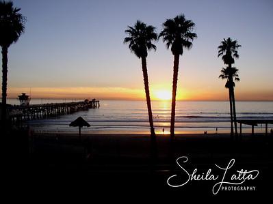 San Clemente Sunset2