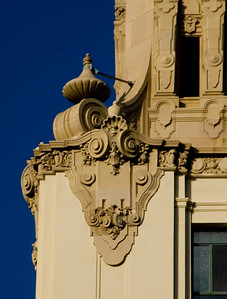 Beverly Hills City Hall detail
