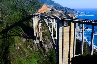 Big Sur & Central California