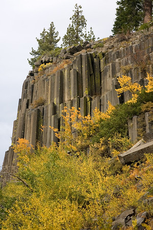 Devil's Postpile National Monument.
