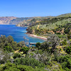 2019-04-17_39_Santa Cruz Is_Prisoners to Pelican Trail.JPG<br /> Prisoners Landing, Santa Cruz Island, Channel Islands