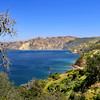 2019-04-17_33_Santa Cruz Is_Prisoners to Pelican Trail.JPG<br /> Prisoners Landing, Santa Cruz Island, Channel Islands