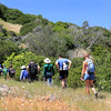 2019-04-17_38_Santa Cruz Is_Prisoners to Pelican Trail.JPG<br /> Prisoners Landing, Santa Cruz Island, Channel Islands