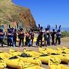 2019-04-17_Santa Cruz Is_Scorpion_Kayakers_56.JPG<br /> Scorpion Landing, Santa Cruz Island, Channel Islands