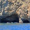 2019-04-17_Santa Cruz Is_Scorpion_Kayakers_Caves_88.JPG<br /> Scorpion Landing, Santa Cruz Island, Channel Islands