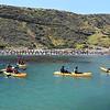 2019-04-17_Santa Cruz Is_Scorpion_Kayakers_85.JPG<br /> Scorpion Landing, Santa Cruz Island, Channel Islands