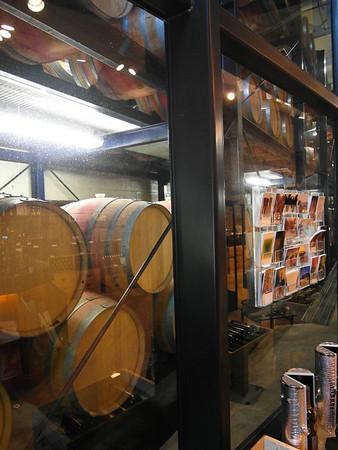 Napa Valley Hess Winery Estate Vignoble Hess Estate, dans la vallée de Napa
