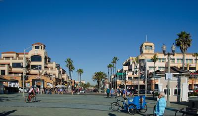 Main Street, Huntington Beach, CA December 28, 2011