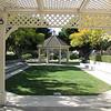Garden Area at Centennial Heritage Museum Garden - Santa Ana, CA  2-16-07
