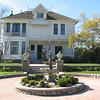 Kellog House Being Restored - Centennial Heritage Museum - Santa Ana, CA  2-16-07