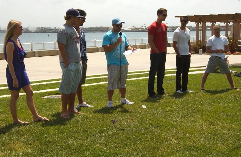 Chris & the guys