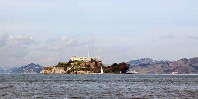 """""""The Rock""""  Also known as Alcatraz"""
