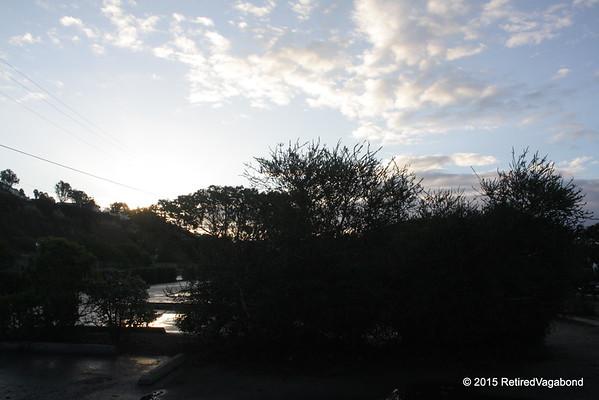 Doheny Sky After the Rain