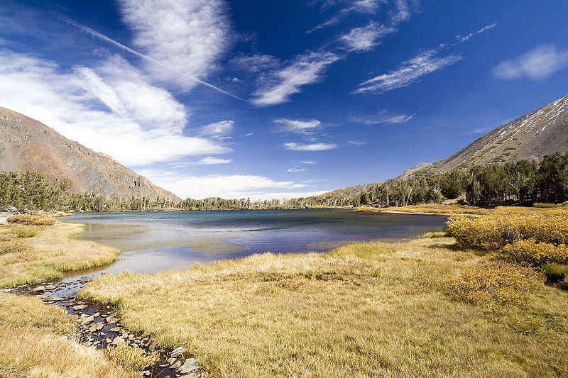 Soaring peaks, glistering lakes and lush meadows are just some of the awesome spectacles.