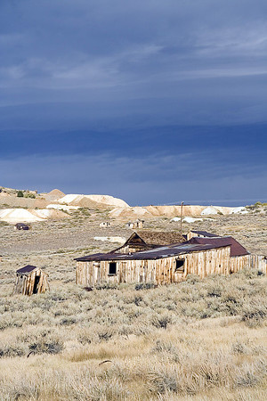 Bodie State Historic Park provides a glimpse into life on the 1870s frontier.