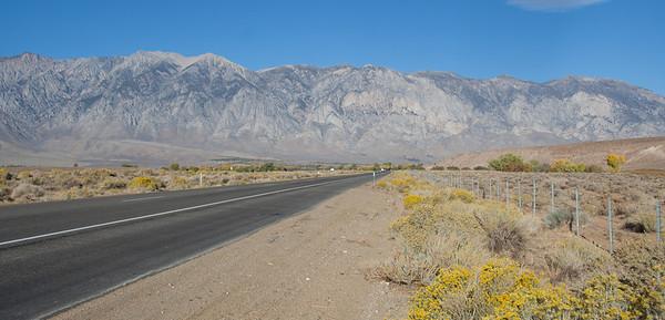 Eastern Sierras - October 2012