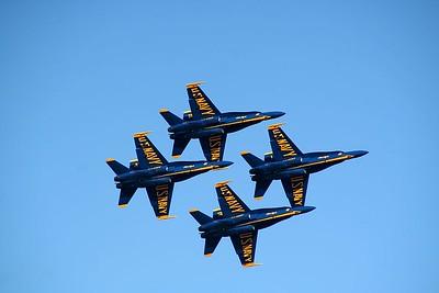 Delta Formation.