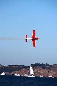 Pilots are subject to forces up to 10G and reach speed up to 250mph.